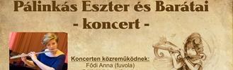 Pálinkás Eszter és Barátai koncert