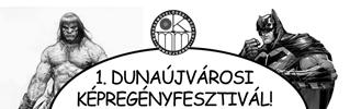 1. Dunaújvárosi Képregényfesztivál