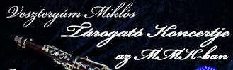Vesztergám Miklós tárogató koncertje