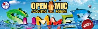 Open Mic - szezonzáró