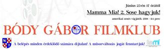 Bódy Gábor Filmklub júniusi programja