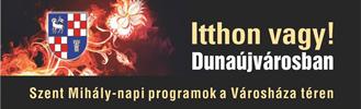Itthon vagy! Dunaújváros