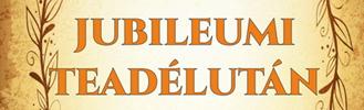 Jubileumi Teadélután az Írisz Versszínpaddal
