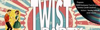 """Karácsonyi Twist és Rocky"""" - táncház az MMK-ban"""