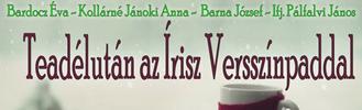 Teadélután az Írisz Versszínpaddal