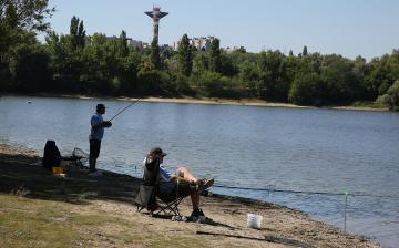 II. Horgász-, halászlé- és halfőző verseny - fotó: Sándor Judit