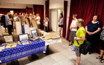 Néprajzi kiállítás az MMK-ban - fotó: Ónodi Zoltán