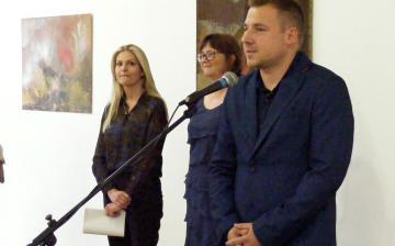 Dunaújvárosi Tárlat a kortárs intézetben - fotó: