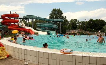 Hétköznap is vonzó az élményfürdő! - fotó: