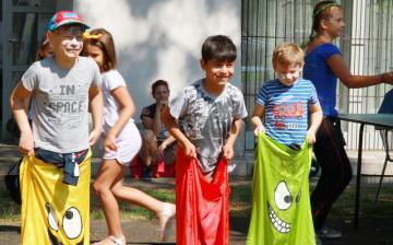 Mozgalmas mulatság lett a Játékfesztivál - fotó: