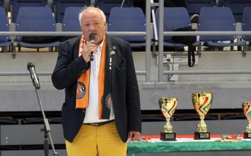 Kerekesszékes kupadöntő a Campus Arénában - fotó: