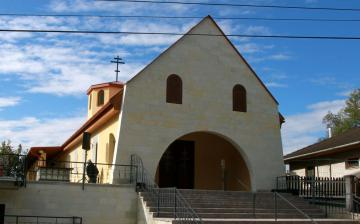 A görögkatolikus templom szentelése - fotó: