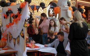 Nyílt nap és Halloween-mulatság a Pannonban - fotó: