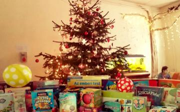 Jótét licit után karácsony a Jószoliban - fotó: