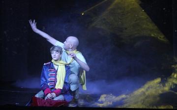 """""""A kis herceg"""" a Bartók színpadán - fotó:"""