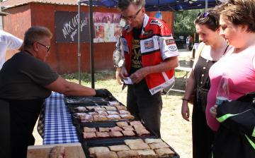 Dunai Kincses Kert a kánikulában - fotó: