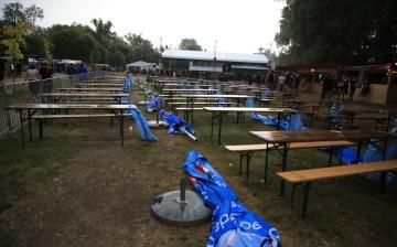 Metal Factory: parádés pénteki esőmenők - fotó:
