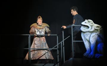 """""""Hamlear"""": premierre készülnek a Bartókban - fotó:"""