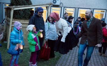 Télűző program az MMK-ban - fotó: Ónodi Zoltán