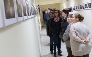 MMK Galéria: Donbasz könnyei - fotó: Ónodi Zoltán