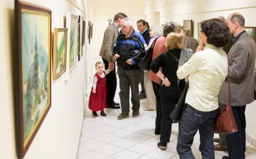 MMK Galéria: Kaizler Gitta kiállítás - fotó: Ónodi Zoltán