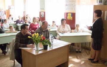 A Költészet Napja városunkban (Dózsa, Vasvári, MMK, KMI) - fotó: Ónodi Zoltán
