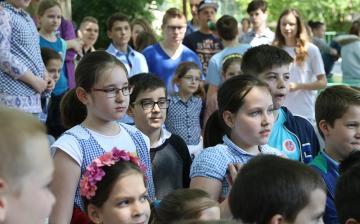 Pünkösdi Néptánctalálkozó az MMK-ban - fotó: Ónodi Zoltán