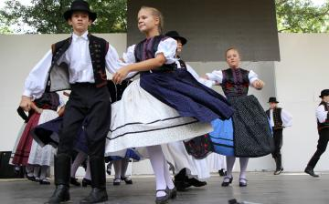 Augusztus 20.: ünnep a Szalki-szigeten - fotó: Sándor Judit