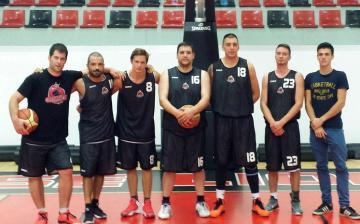 Kosárlabda: átestek a tűzkeresztségen