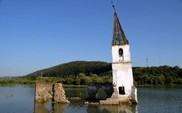 A vízbe fojtott falu