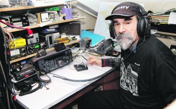 Egy dunaújvárosi rádióamatőr kalandjai