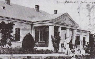 Görög-magyarok Rác-pentelén