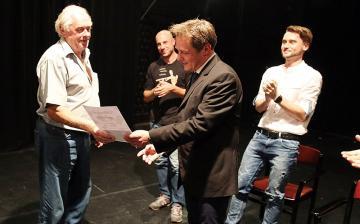 Évadzáró díjátadó a Bartókban