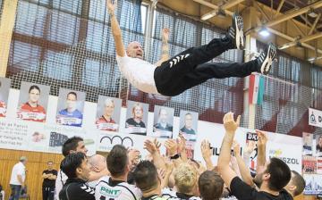 Fehér Zsolt az év edzője!