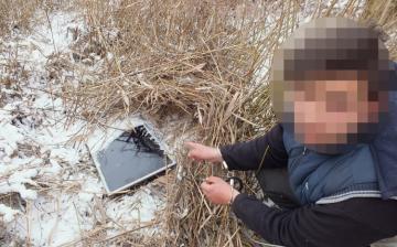 Elkapták a tizenöt éves tolvajt