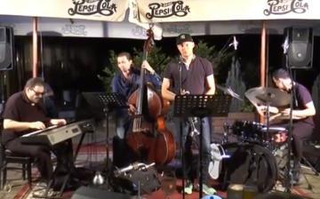 Jazz trombitaszólók az éjszakában