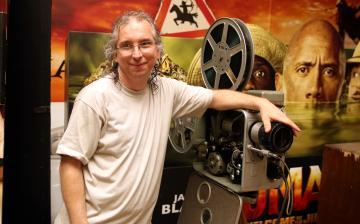 Sanyi és a Cinema Paradiso