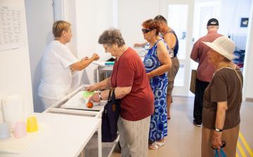 Nagy segítség az időseknek