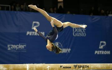 Kovács Zsófi aranyérmes a világkupán!