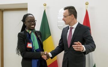 Európa biztonsága ma már Afrikában kezdődik