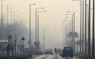 Továbbra is rossz a levegő minősége