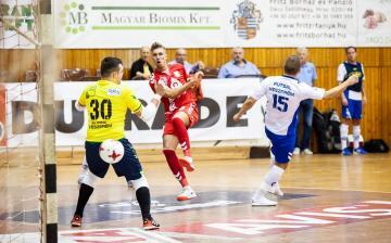 A kupadöntőért küzd a Dunaferr