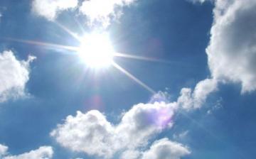 Jellemzően napsütéses, száraz idő várható