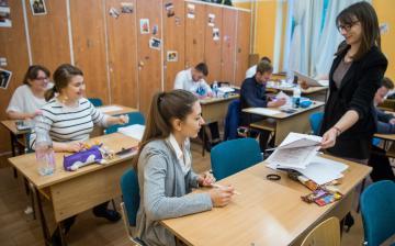 Történelemből vizsgáznak ma a diákok