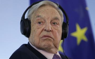 A bevándorláspárti Soros-hálózat beavatkozik az EP-választásokba