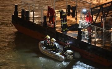 Tragédia a Dunán - Elsüllyedt hajó, hét halott