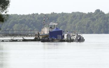 Dunai hajóbaleset - Újabb áldozatot emeltek ki a Dunából, Kulcsnál