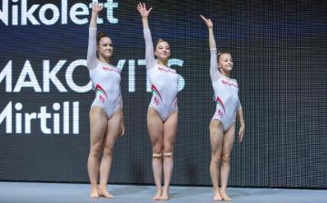 Makovits Mirtill lett a magyar csapat legjobbja