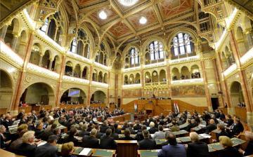 Elfogadta a parlament a 2020-as költségvetést