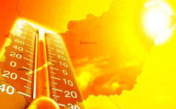 Hőség - Figyelmeztetés az egész országra